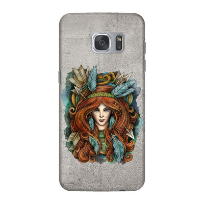 Sagittarius By Olka Kostenko Slim Case For Galaxy S7 Edge