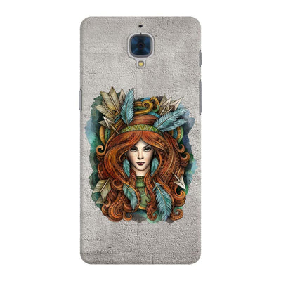 Sagittarius By Olka Kostenko Slim Case For Oneplus Three