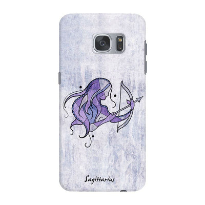 Sagittarius By Roly Orihuela Slim Case For Galaxy S7