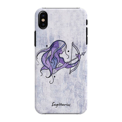 Sagittarius by Roly Orihuela Slim Case For iPhone X