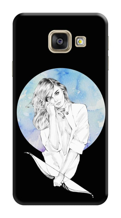 Sagittarius By Will Ev Slim Case For Galaxy A7 (2017)