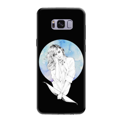 Sagittarius by Will Ev Slim Case For Galaxy S8
