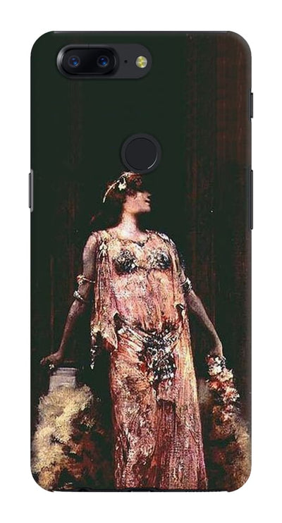 Sarah Bernhardt (1844-1923) As Cleopatra Slim Case And Cover For Oneplus 5T
