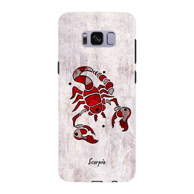 Scorpion By Roly Orihuela Slim Case For Galaxy S8