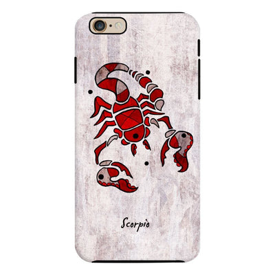 Scorpion By Roly Orihuela Slim Case For Iphone 6 Plus