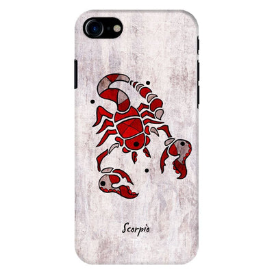 Scorpion by Roly Orihuela Slim Case For iPhone 8