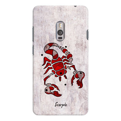 Scorpion By Roly Orihuela Slim Case For Oneplus Two