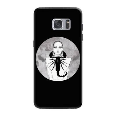 Scorpion By Will Ev Slim Case For Galaxy S7 Edge