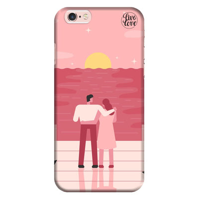 Shades Of Love Slim Case And Cover For Iphone 6S