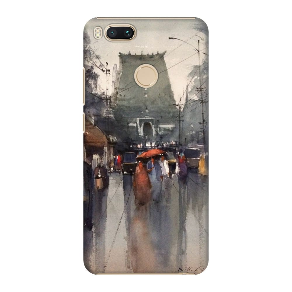 SHREE PADMANABHA TEMPLE Slim Case And Cover For REDMI MI A1