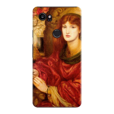 SIBYLLA PALMIFERA OIL ON CANVAS 1866-70 Slim Case For Pixel 2 XL
