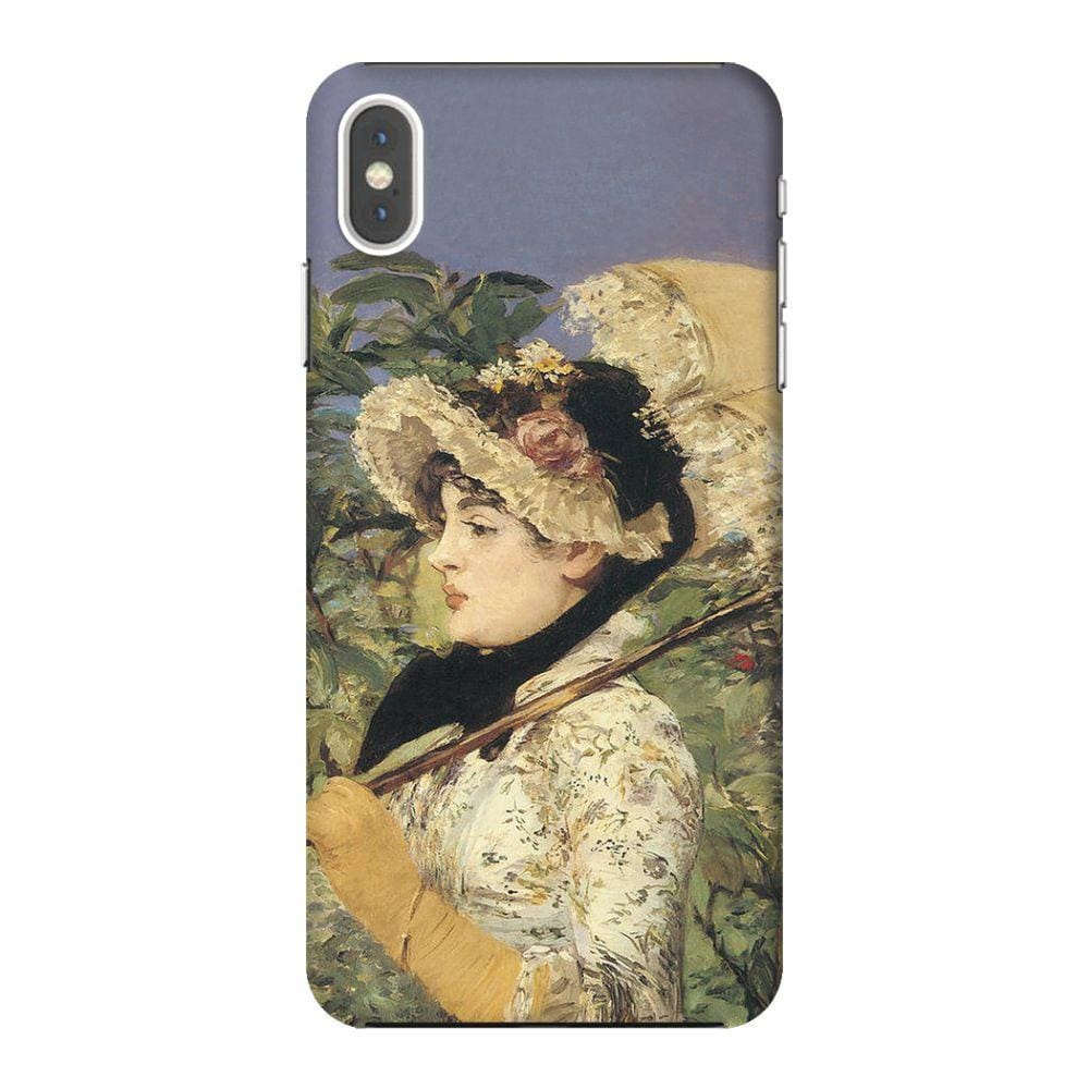SPRING (STUDY OF JEANNE DEMARSY) Slim Case And Cover For IPHONE XS MAX
