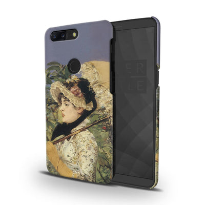 Spring (Study Of Jeanne Demarsy) Slim Case And Cover For Oneplus 5T