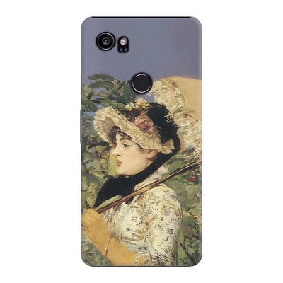 Spring (Study Of Jeanne Demarsy) Slim Case For Pixel 2 XL