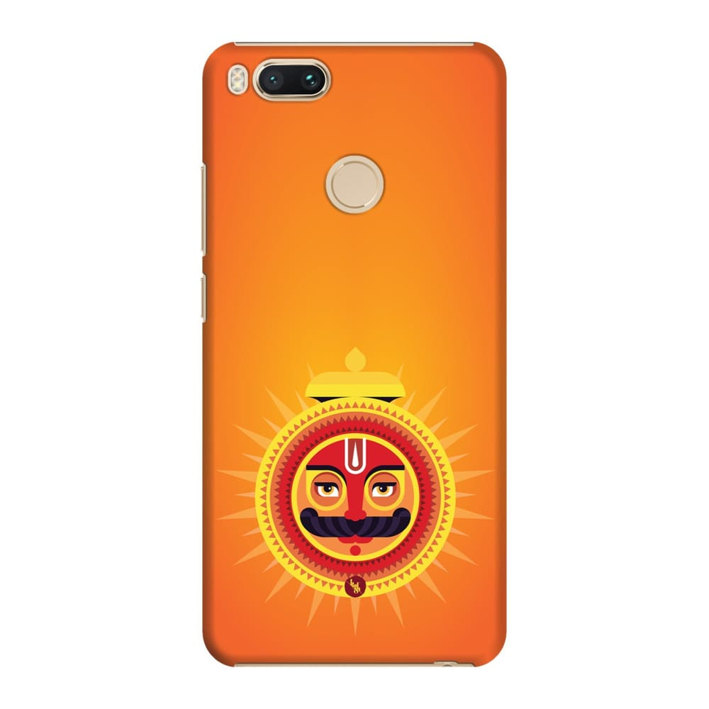SURYA-THE ONE WHO ILLUMINATES Slim Case And Cover For REDMI MI A1