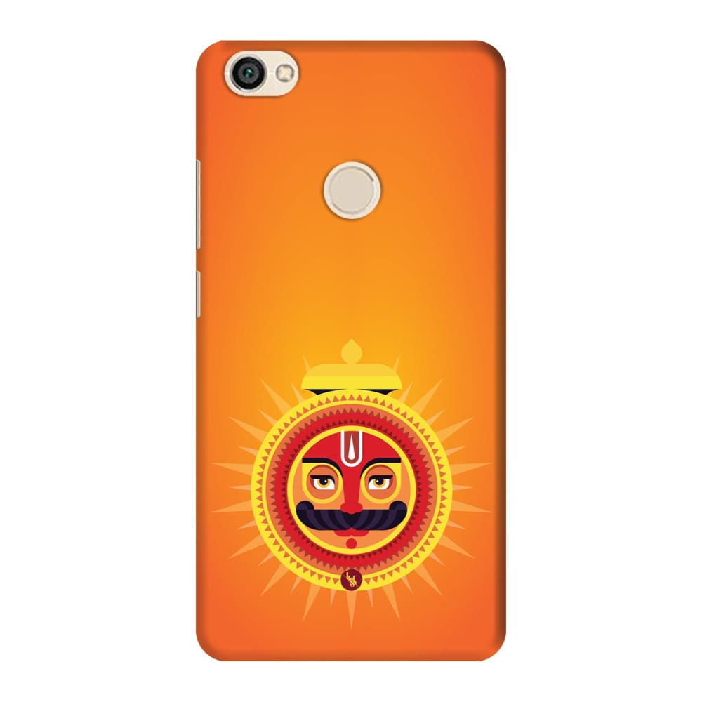 SURYA-THE ONE WHO ILLUMINATES Slim Case And Cover For REDMI Y1