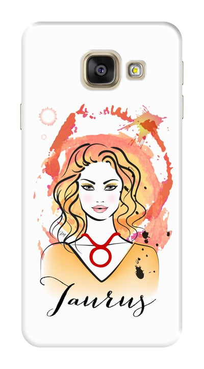 Taurus by Martina Pavlova Slim Case For Galaxy A7 (2017)