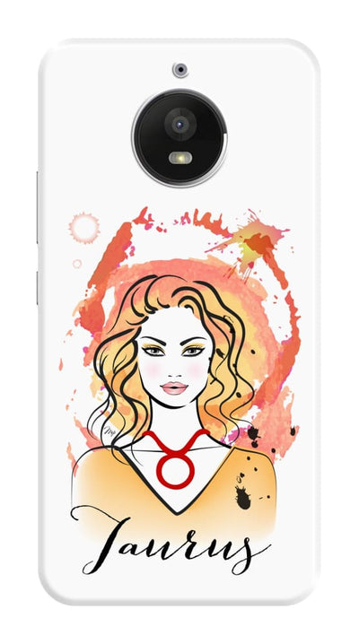 Taurus By Martina Pavlova Slim Case For Moto E4 Plus