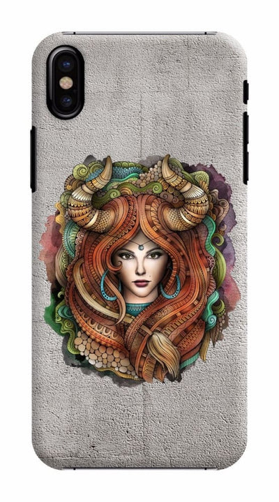 Taurus by Olka Kostenko Slim Case For iPhone X