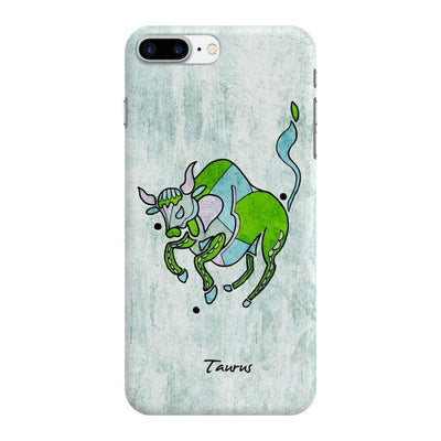 Taurus by Roly Orihuela Slim Case For iPhone 8 Plus