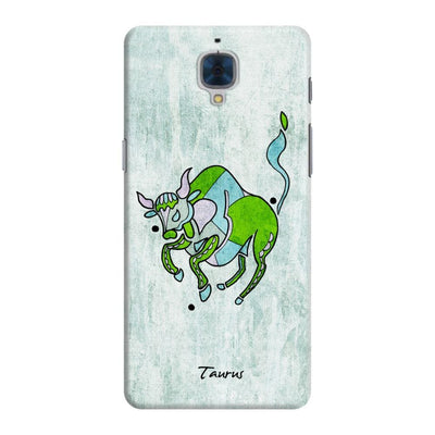 Taurus By Roly Orihuela Slim Case For Oneplus Three