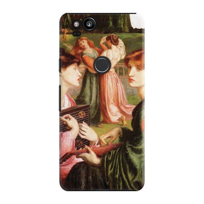 THE BOWER MEADOW OIL ON CANVAS 1872 Slim Case For Pixel 2