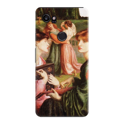 THE BOWER MEADOW OIL ON CANVAS 1872 Slim Case For Pixel 2 XL