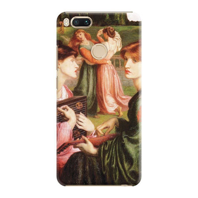 THE BOWER MEADOW OIL ON CANVAS 1872 Slim Case For Redmi MI A1
