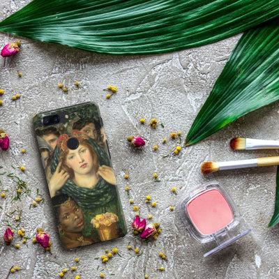 The Bride Oil On Canvas 1865 Slim Case And Cover For Oneplus 5T