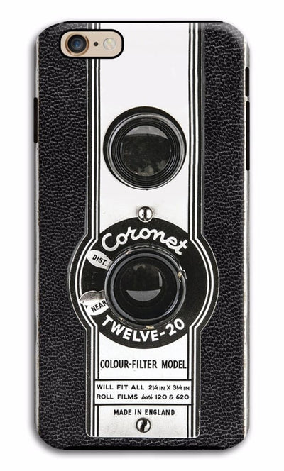 The Coronet Twelve-20 Box Camera Designer Mobile Cover And Case For Apple iPhone 6 Plus