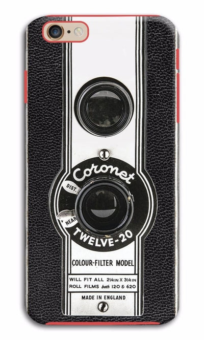 The Coronet Twelve-20 Box Camera Designer Mobile Cover And Case For Apple iPhone 6S Plus