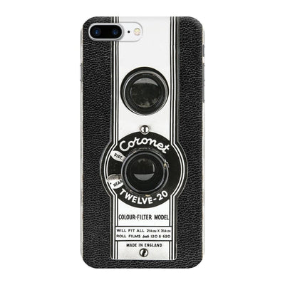 The Coronet Twelve-20 Box Camera Designer Mobile Cover And Case For Apple iPhone 8 Plus