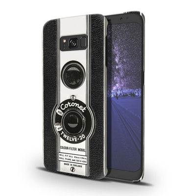 The Coronet Twelve-20 Box Camera Designer Mobile Cover And Case For Samsung Galaxy S8