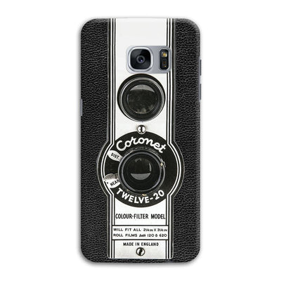 The Coronet Twelve-20 Box Camera Designer Slim Case And Cover For Galaxy S7