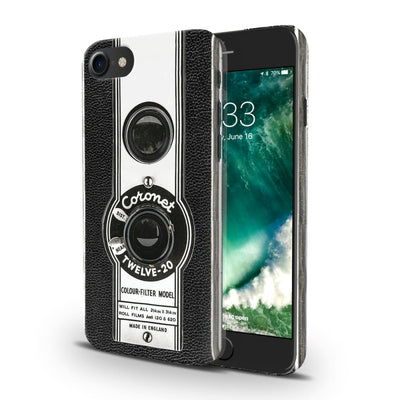 The Coronet Twelve-20 Box Camera Slim Case And Cover For Iphone 8