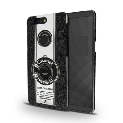 The Coronet Twelve-20 Box Camera Slim Case And Cover For Oneplus 5T