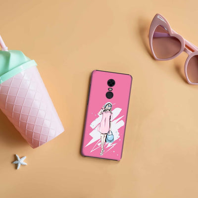 The Fashionista Slim Case And Cover For Redmi Note 5