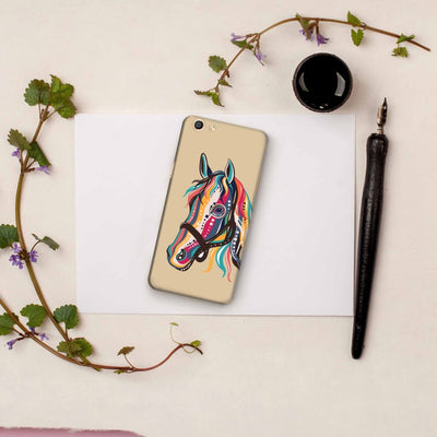 The Free Spirited Horse Slim Case And Cover For Oppo F3