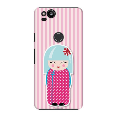 The Japanese Doll Slim Case For Pixel 2