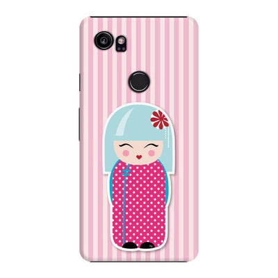 The Japanese Doll Slim Case For Pixel 2 Xl