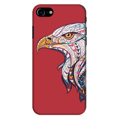 The King Of Skies Slim Case And Cover For Iphone 7 - Red