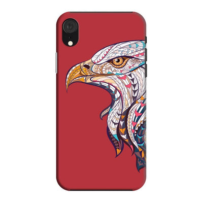 The King Of Skies Slim Case And Cover For Iphone Xr - Red