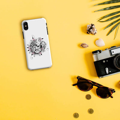 The Little Fox Slim Case And Cover For Iphone X