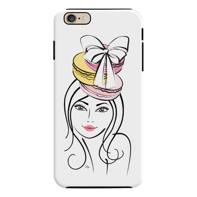 The Macaroon Headdress Slim Case For Iphone 6 Plus