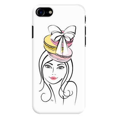 The Macaroon Headdress Slim Case For Iphone 7