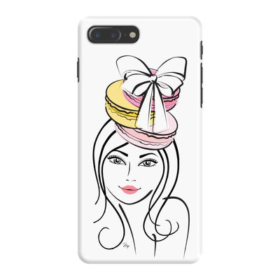 The Macaroon Headdress Slim Case For Iphone 7 Plus