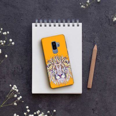The Majestic King Slim Case And Cover For Galaxy S9 Plus