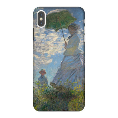 THE PROMENADE - WOMAN WITH PARASOL Slim Case And Cover For IPHONE XS MAX
