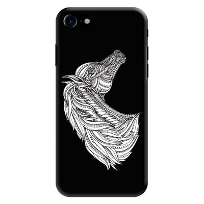 The Victorious Horse Designer Slim Case And Cover For iPhone 7