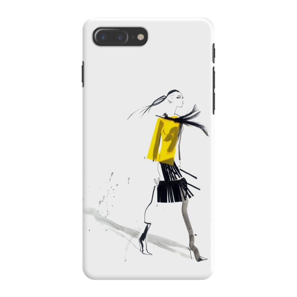 best sneakers 9d3e4 90cf3 The Yellow Jacket Slim Case For Iphone 7 Plus